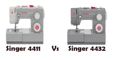 Singer 4411 Vs 4432 – Detailed Comparison