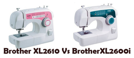 Brother XL2610 Vs XL2600i – Detailed Comparison