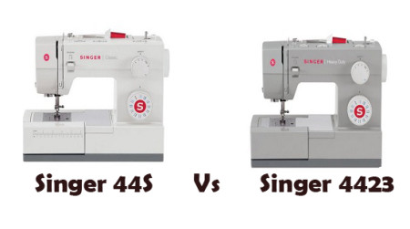 Singer 44s vs 4423 – Final Verdict