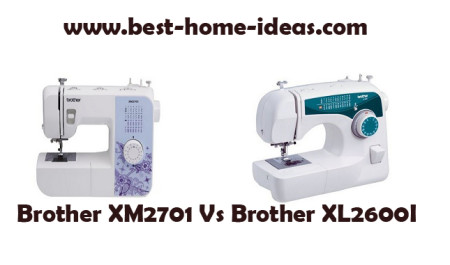 Brother XM2701 vs Brother XL2600I – Ultimate Comparison