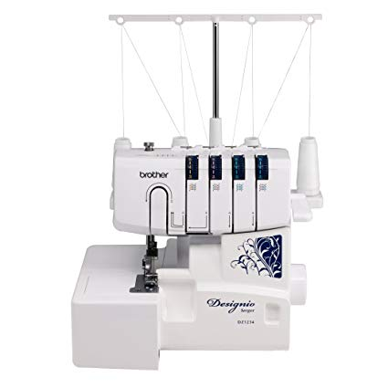 Brother DZ1234 Serger Review