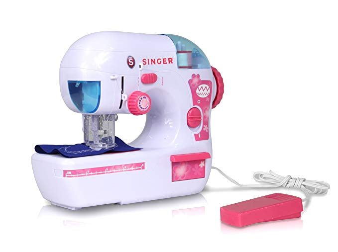 Singer Zigzag Chainstitch Sewing Machine Review