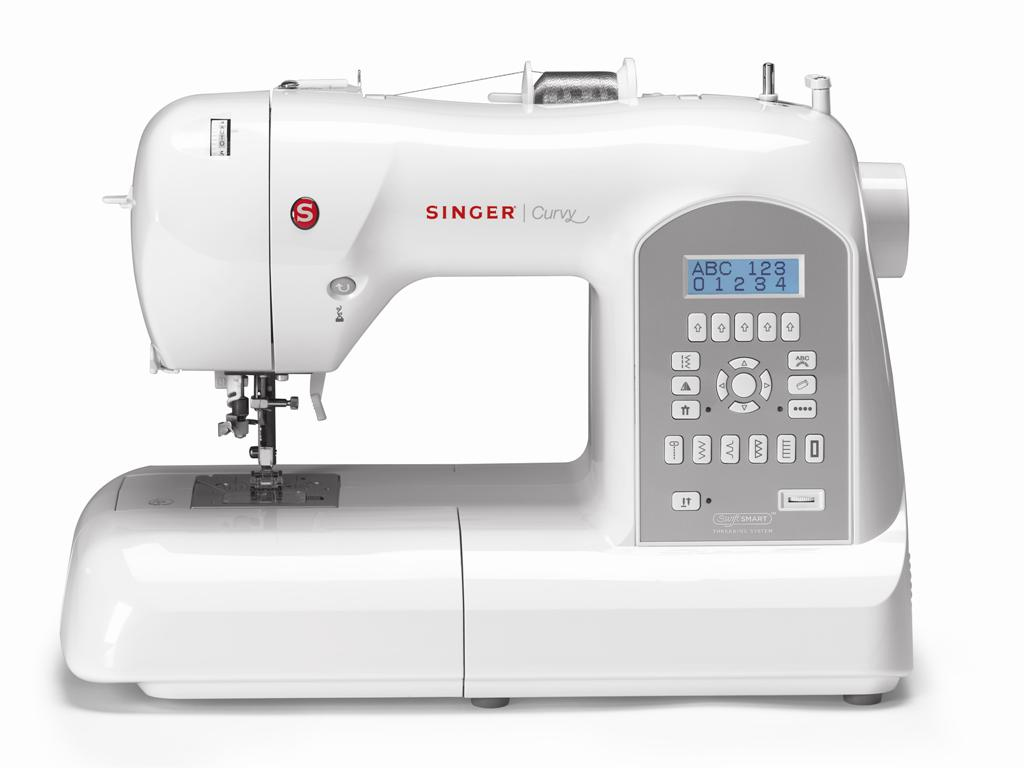SINGER 8770 Curvy Review