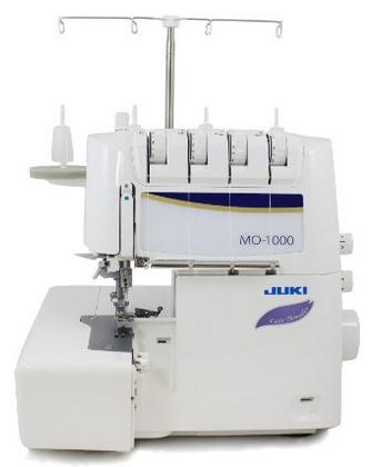Juki MO-1000 Review