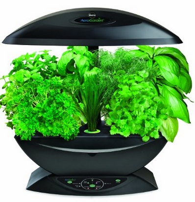 AeroGarden Indoor Garden Review