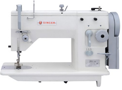 Singer 20U109 Industrial Machine Review