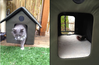K&H Outdoor Kitty House User Review