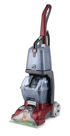 Hoover Power Scrub Deluxe Carpet Washer Review – Great For Carpets Not So Much For Upholstery