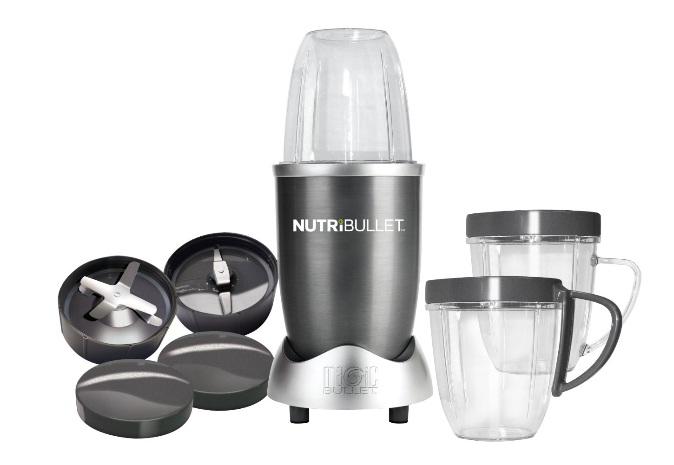 Nutri Bullet NBR-12 Blender Review
