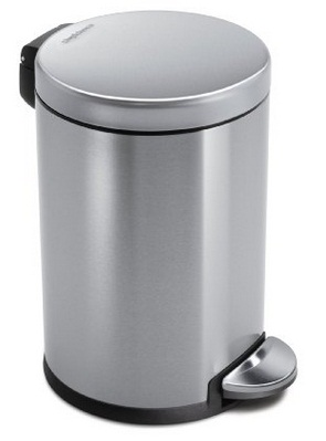 Top 5 Stainless Steel Trash Cans In USA