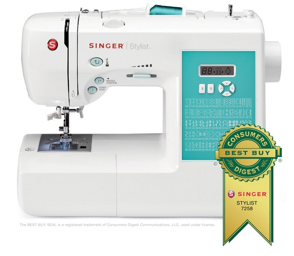 Singer Stylist 7258 Review