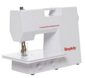 Simplicity Deluxe Felting Machine Review
