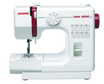 Janome Sew Mini 2-Stitch Sewing Machine Review