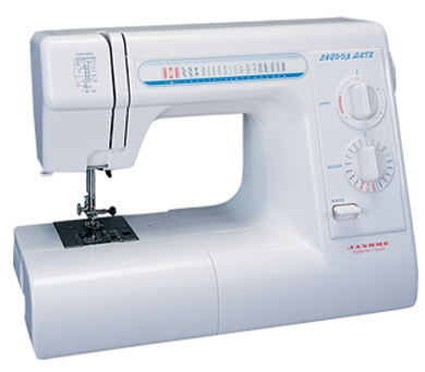 Janome Schoolmate S-3015 Review