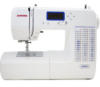 Janome 8050 Review