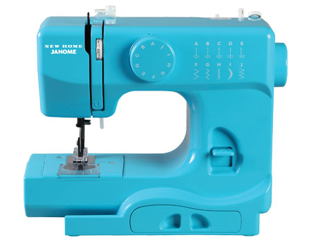 Janome Turbo Teal Sewing Machine Review