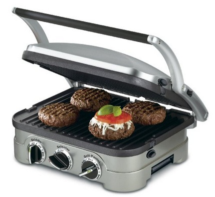 Cuisinart GR-4N Griddler User Review