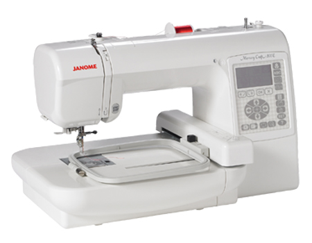 Janome 200E Memory Craft Review