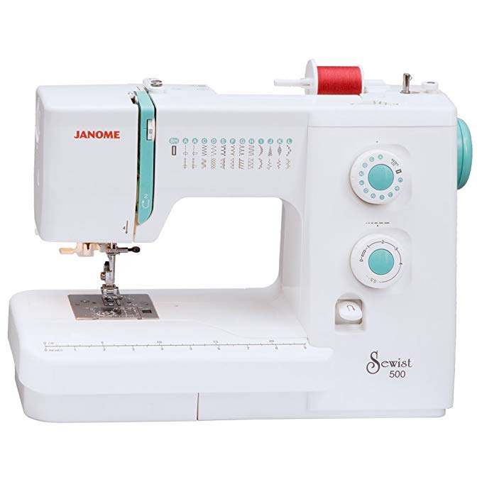 Janome Sewist 500 Review