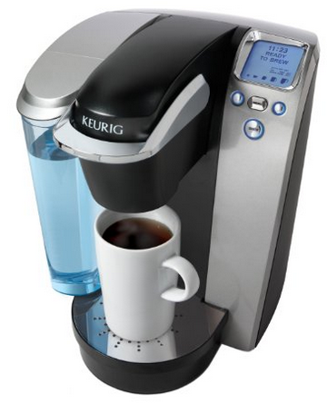 Keurig K75 Platinum Brewing System User Review