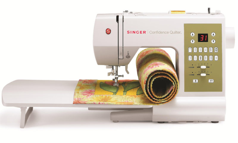 SINGER 7469Q Confidence Sewing and Quilting Machine Review