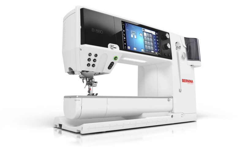 Bernina Sewing Machines: The Beginning of Something Beautiful