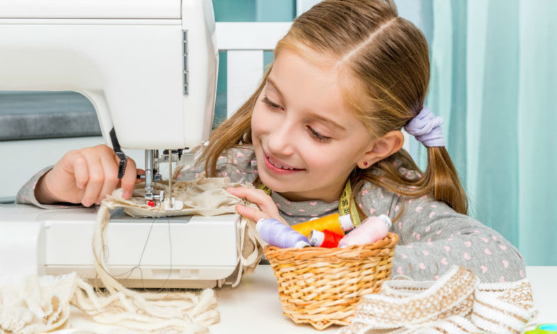 What Is The Best Kid's Sewing Machine?