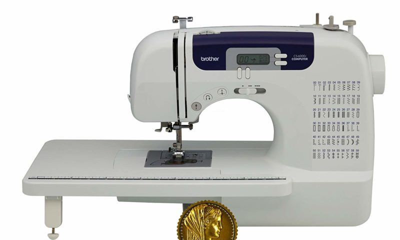 Why You Should Buy a Brother CS6000i Sewing Machine