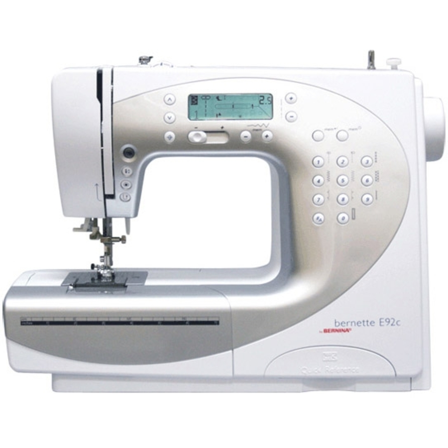 Bernina Review - Sewing Machine Review