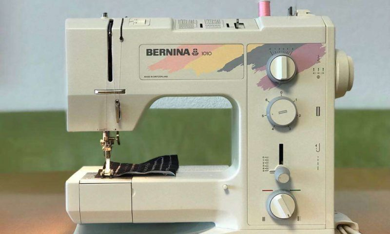 Bernina 1010 Review