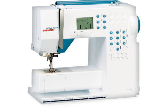 Bernina Activa 125 Review