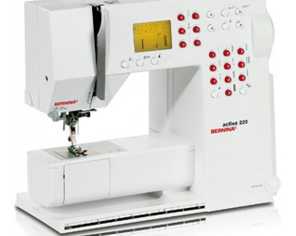 Bernina Activa 220 Review