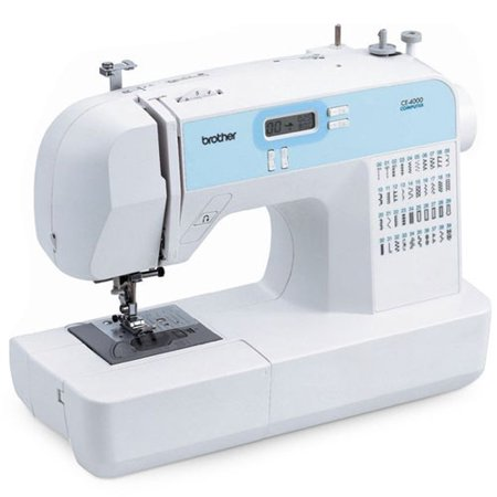 Brother CE4000 Computerized Sewing Machine Product Description