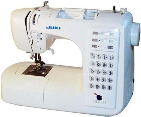 Juki Sewing Machine w/20-Stitch Patterns HZL-E61 Review