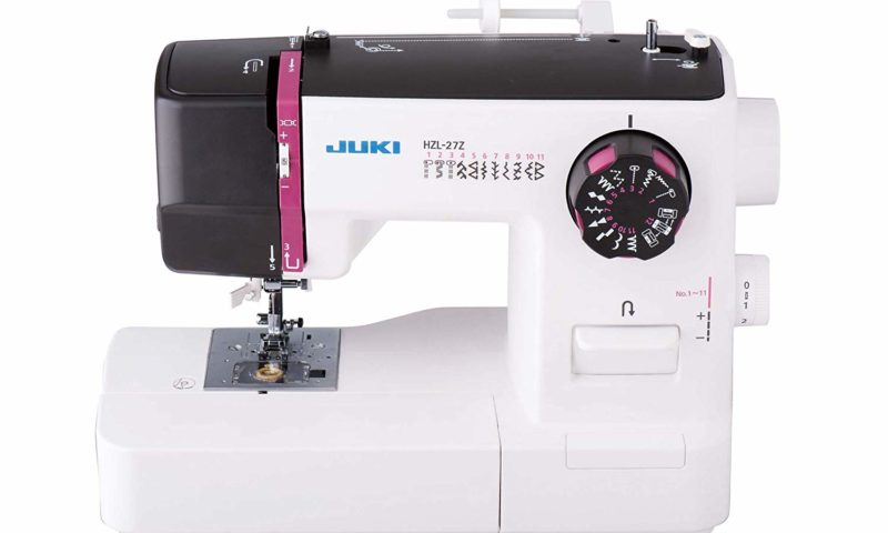 Juki Home Sewing Machine-25 Stitch Function Review