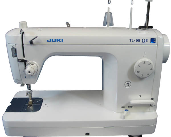 Juki TL98QE Long-arm Sewing & Quilting Machine FS Review