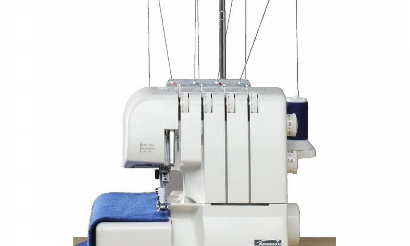 Kenmore Serger Review