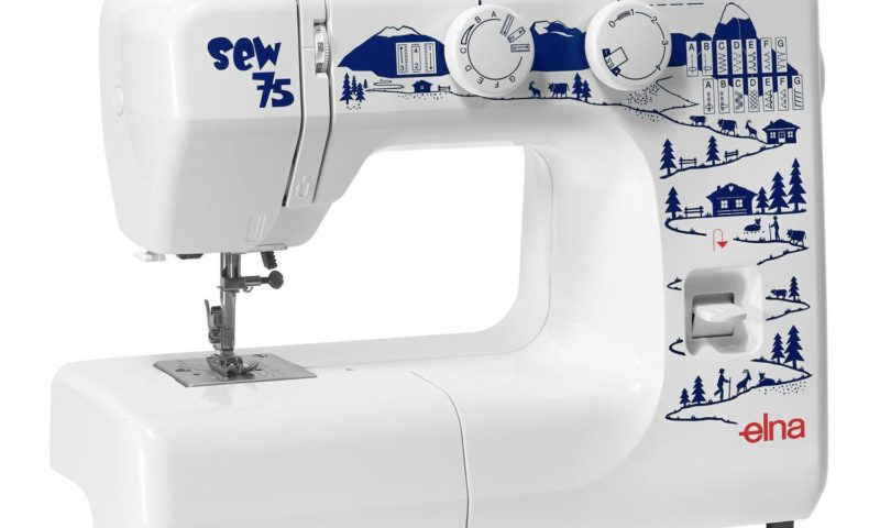 Why to choose Elna Sewing Machine