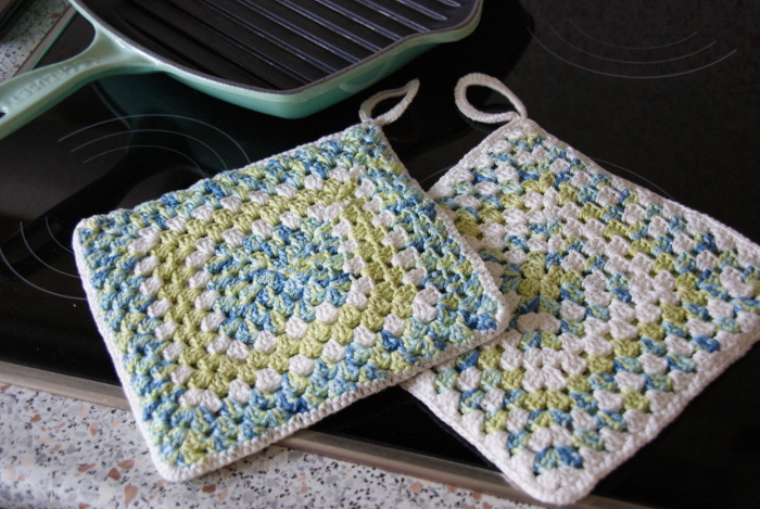 How To Sew And Recycle Old Pot Holders