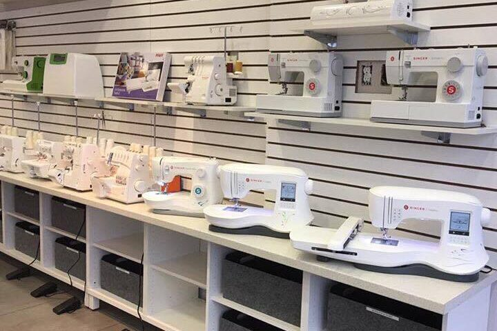 How should I shop for a sewing machine?