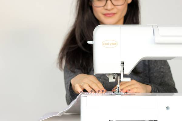 Sewing Machine Interview with Jennifer