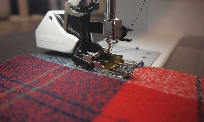 How to Match Plaids When You Sew