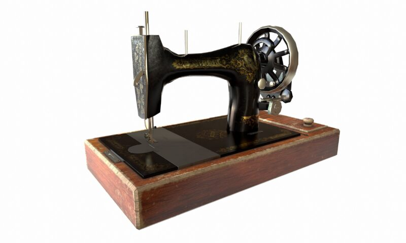 Using & Purchasing an Older Sewing Machine