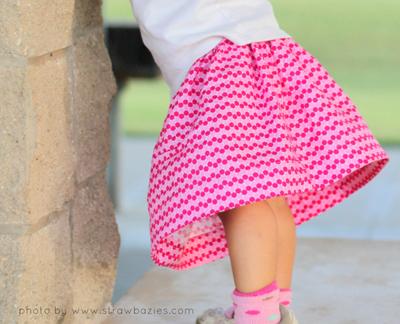 Sewing Basics: First Skirt